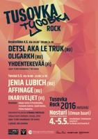 The Festival TusovkaRock 2016 (Helsinki)